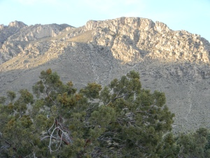 I think this is Guadalupe Peak.
