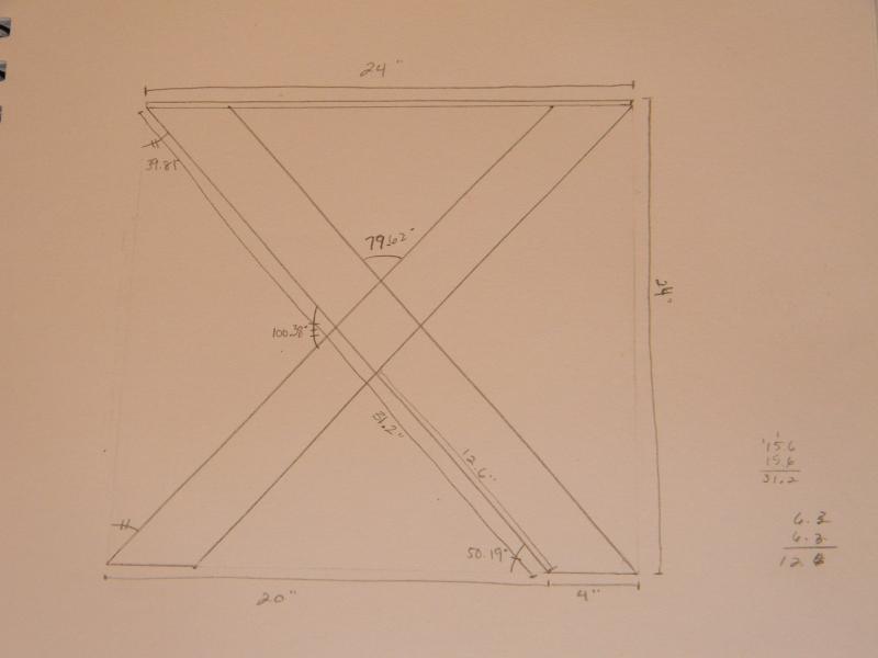 designing. This challenged my math.